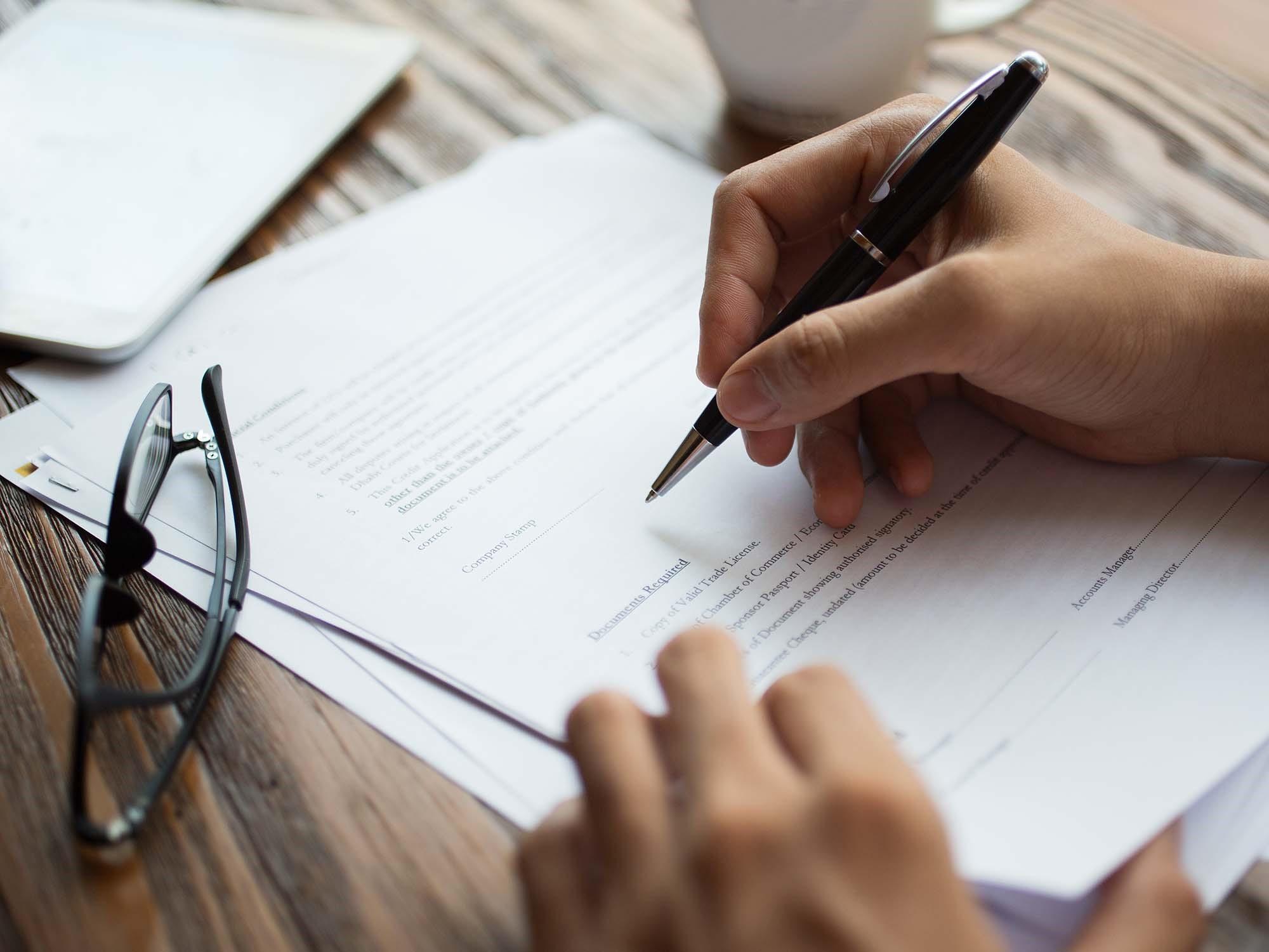 در فرم مشخصات برای دادخواست طلاق از طرف زوجه لازم است که موضوع طلاق ثبت گردد