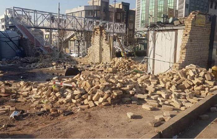 تخریب ساختمان در چه صورتی انجام می پذیرد؟ آیا طبق قانون کمیسیون ماده 100 تخریب ساختمان مورد نظر امکانپذیر می شود؟