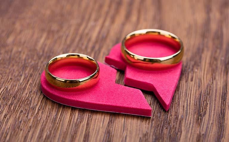 درخواست طلاق از طرف مرد: