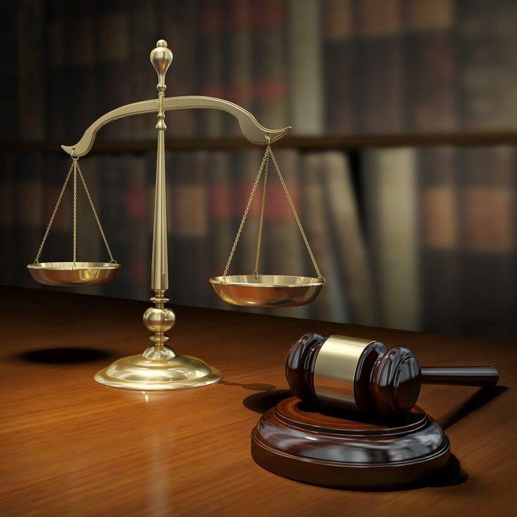 قانون بیشتر به جهت احقاق حق انسان ها وضع میشود